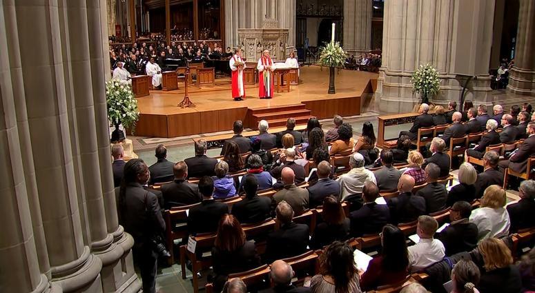 Matthew Shepard laid to rest