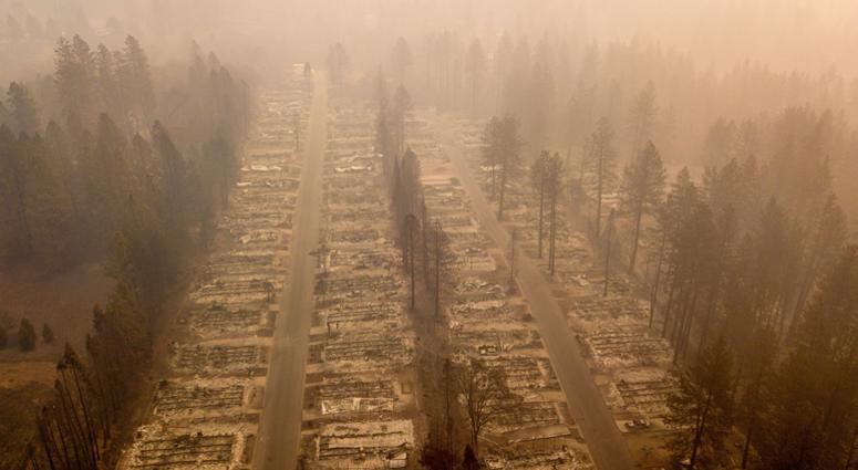 California now has the most polluted cities in the world.