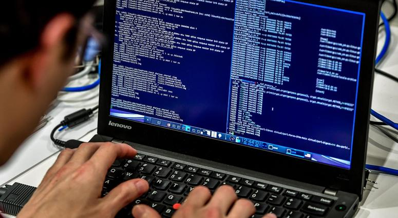 Authorities across four countries are trying to learn who sent dozens of email bomb threats Thursday afternoon, causing anxiety and business disruptions but no reported violence.