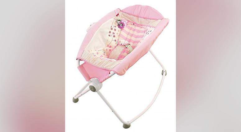 Fisher-Price's Rock 'n Play sleeper