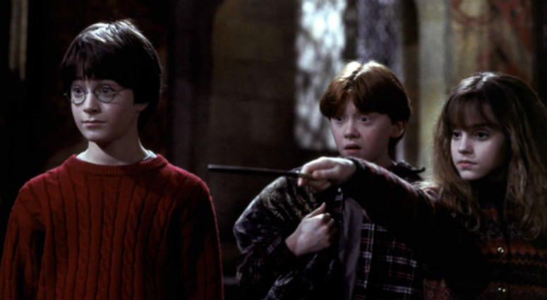 Harry Potter and his friends are the inspiration for a new Vans collection.