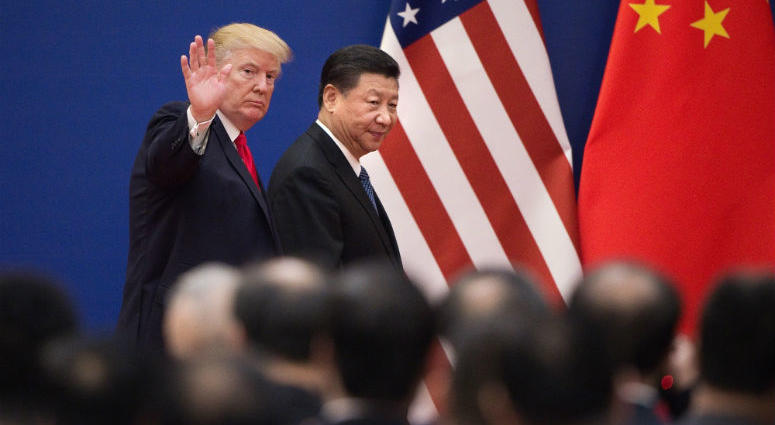 """Larry Kudlow, President Donald Trump's top economic adviser, said Sunday there is a """"strong possibility"""" Trump will meet Chinese President Xi Jinping at the G20 economic summit in Japan."""