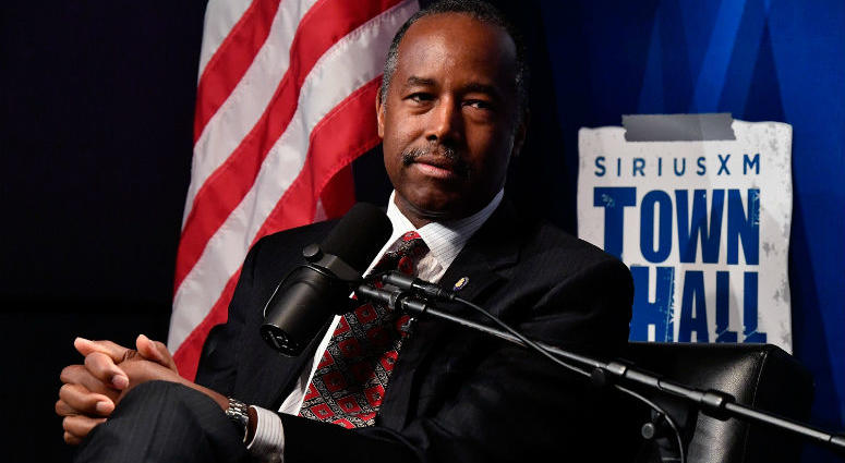 Housing and Urban Development Secretary Ben Carson on Tuesday appeared to think that a freshman Democrat was questioning him about Oreo cookies during his congressional testimony, when she was in fact asking him about foreclosure properties.