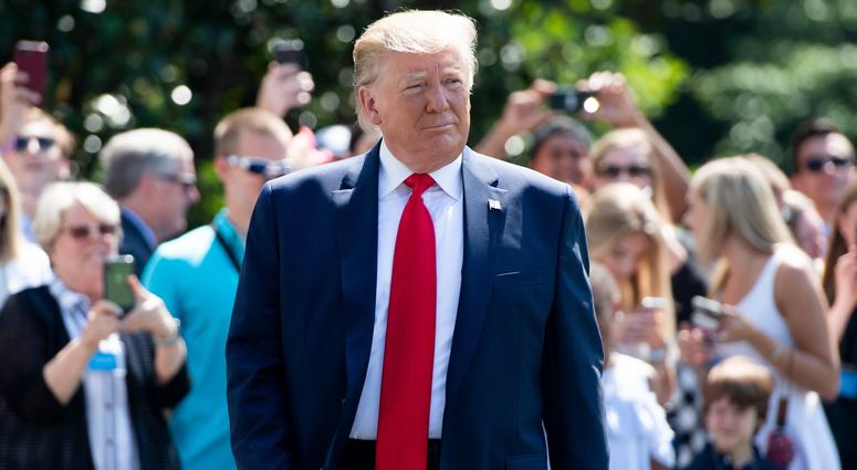 President Donald Trump is expected to announce an executive action on the census Thursday, multiple White House officials said.