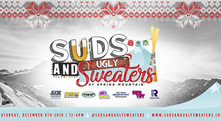 Suds and Sweaters