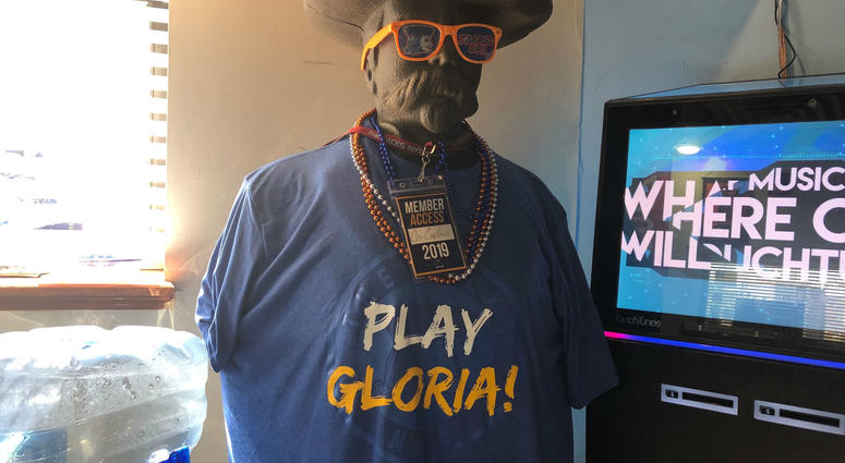"""— If you walk into The Jacks New Years Brigade clubhouse in South Philly and say """"Play Gloria!"""" someone is going to play the song made popular by '80s pop star Laura Branigan for you."""