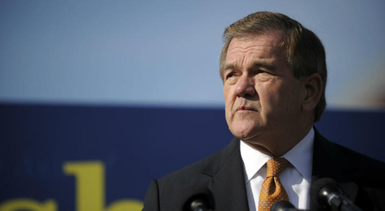 Former Secretary of Homeland Security Tom Ridge