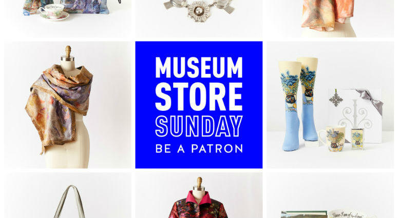 Museum Shop Sunday