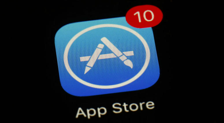 Apple is at the Supreme Court to defend the way it sells apps for iPhones against claims by consumers that the company has unfairly monopolized the market.