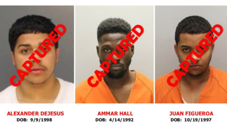 Police arrest 2 men wanted in connection to ambush of Camden