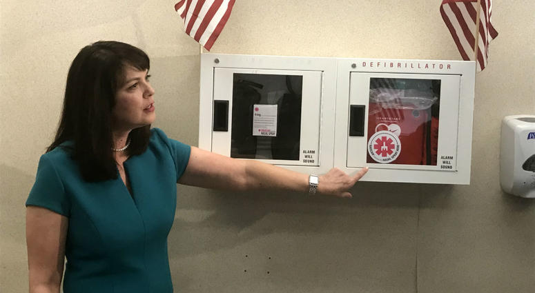 Delco officials hope to save lives by putting Narcan in