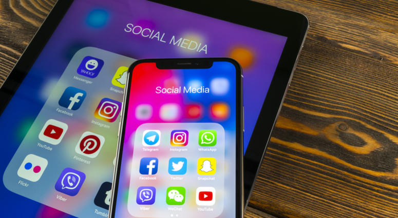 There's more evidence of a correlation between depression and social media use among teenagers. A recent study in the UK finds girls spend more time on social media than boys, and they are more likely to display signs of depression linked to their time on