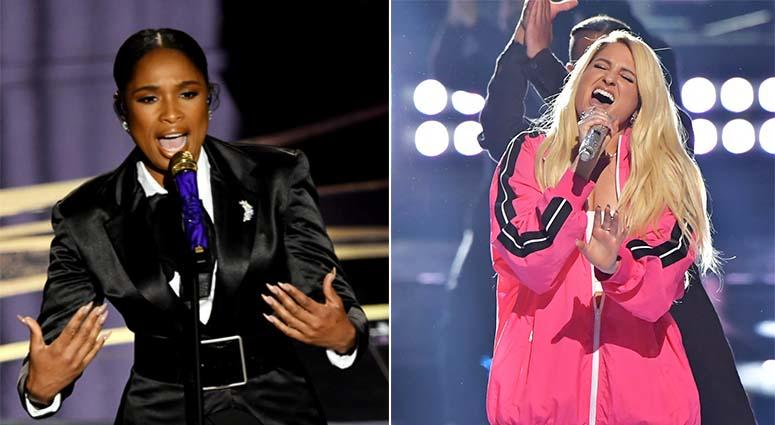 Jennifer Hudson and Meghan Trainor will headline Philadelphia's Welcome America July 4 concert on the Benjamin Franklin Parkway in front of the Philadelphia Museum of Art.