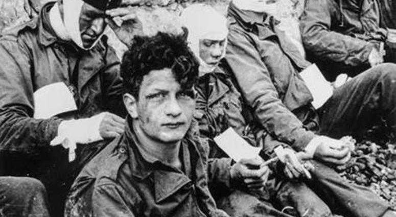 Never-before-seen D-Day footage to premiere on National