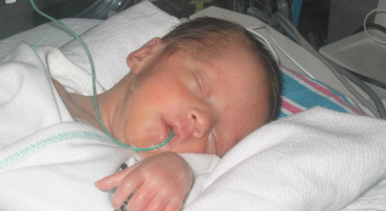 Eleven years ago, Michael Diamondstein's daughter, Emma, died of necrotizing enterocolitis, just two weeks after she was born.