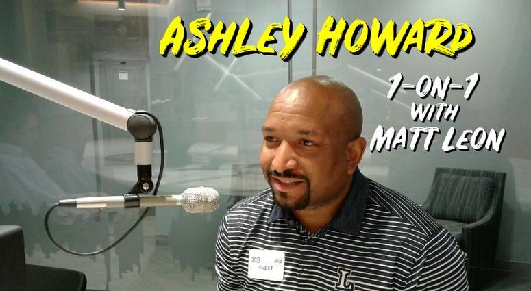 Ashley Howard