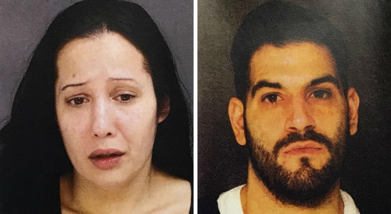 Lauren Semanyk and Joseph Milano charged with murder in death of 10-month-old daughter.