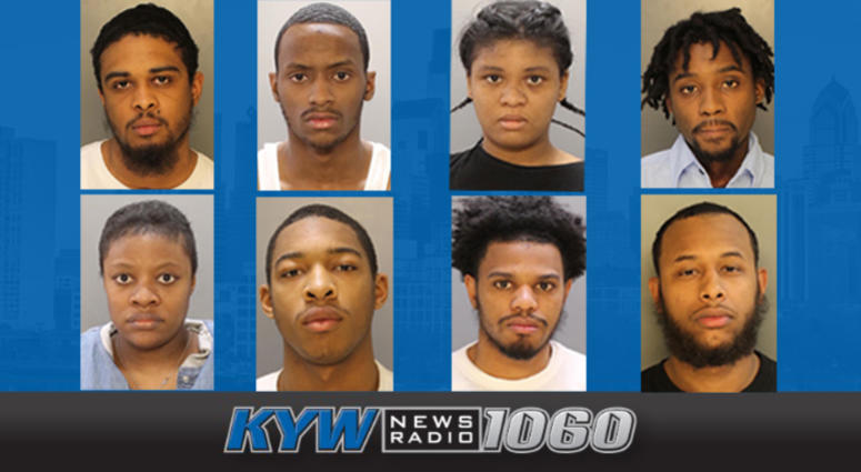 Gun Violence Task Force arrest 8 people connected to unsolved