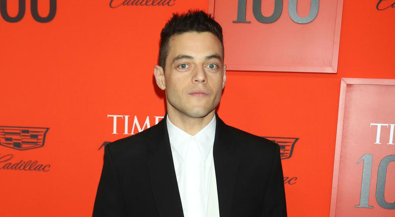 Rami Malek attends the 2019 Time 100 Gala at at Frederick P. Rose Hall, Jazz at Lincoln Center in New York.