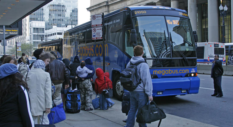 Megabus offers 'Philly special' route to New Orleans for