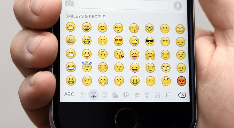 Apple iPhone emojis