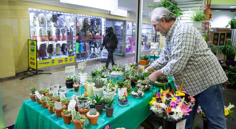 The Philadelphia Flower Market