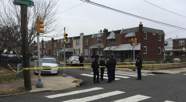 Port Richmond was the site of a deadly police officer-involved shooting Wednesday morning.