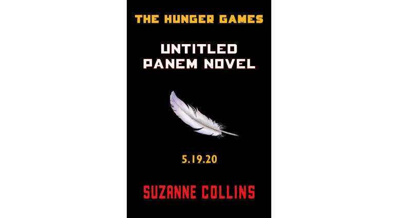 """The new untitled """"Hunger Games"""" novel"""