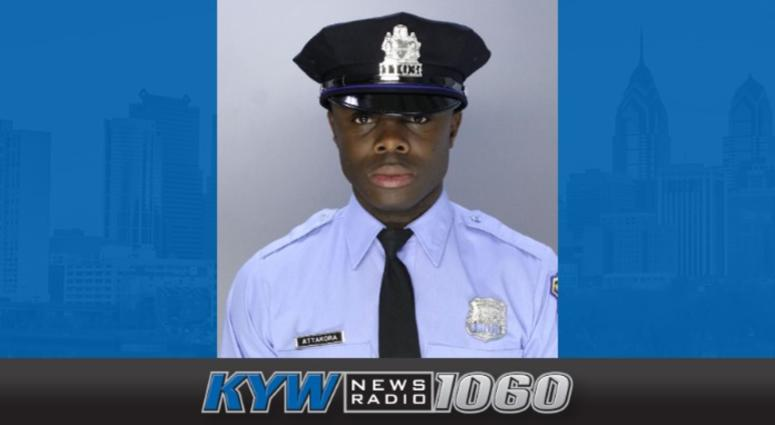 Officer Fred Attakora