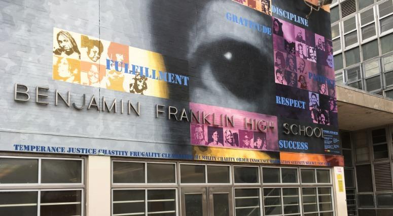 Benjamin Franklin High School