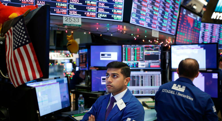 Stock market attempts a bounceback