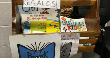"Students at eight South Jersey schools are getting free books Friday thanks to a nonprofit that collects donations from the ""haves"" to benefit the ""have nots."""