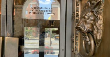 Community College of Philadelphia.
