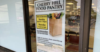 The Cherry Hill Food Pantry is losing its lease and looking for help to fix up new location.