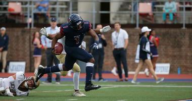 University of Pennsylvania sophomore quarterback Ryan Glover.