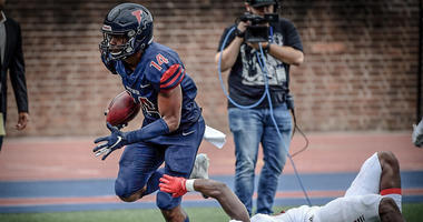 Penn WR Rory Starkey Jr.