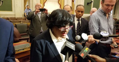 Councilwoman Jannie Blackwell.