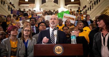 Governor Wolf Renews Call to Legislature to Pass Universal Background Checks