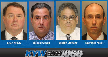 Four doctors who were practicing in Montgomery County are facing charges on allegations that they were illegally prescribing opioid painkillers and other prescription drugs.