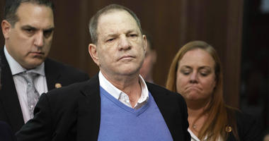 Weinstein won't testify before the New York grand jury that's weighing whether to indict him on rape and other sex charges.