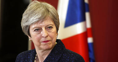 British Prime Minister Theresa May is urging feuding Conservative lawmakers to unite and prevent the government from being defeated in key votes on its main Brexit bill.