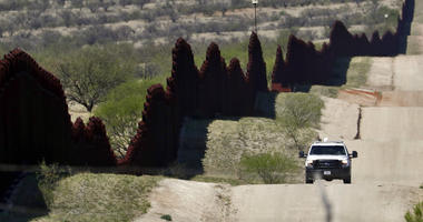 The U.S. Border Patrol says an agent has been wounded in a shooting in southern Arizona near the U.S.-Mexico border.