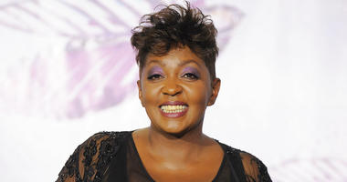 FILE - In this June 26, 2011 file photo, Anita Baker appears at the BET Awards in Los Angeles. Baker will be honored at the 2018 BET Awards on Sunday.