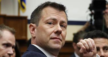 FBI Deputy Assistant Director Peter Strzok