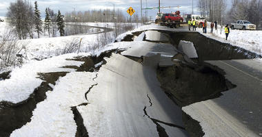 Alaska Earthquake