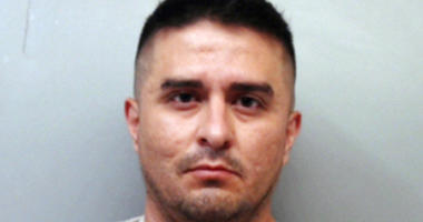 FILE - This file photo provided by the Webb County Sheriff's Office shows U.S. Border Patrol agent Juan David Ortiz. Ortiz, who confessed to shooting four women in the head and leaving their bodies on rural Texas roadsides, was indicted Wednesday, Dec. 5,