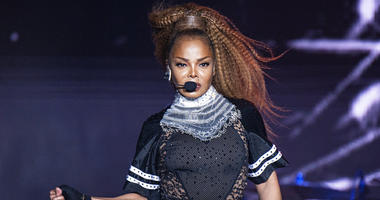 Janet Jackson performs at the 2018 Essence Festival.
