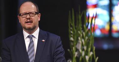 Gdansk mayor Pawel Adamowicz