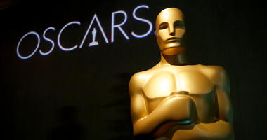 An Oscar statue appears at the 91st Academy Awards Nominees Luncheon