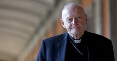 Former U.S. Cardinal Theodore McCarrick